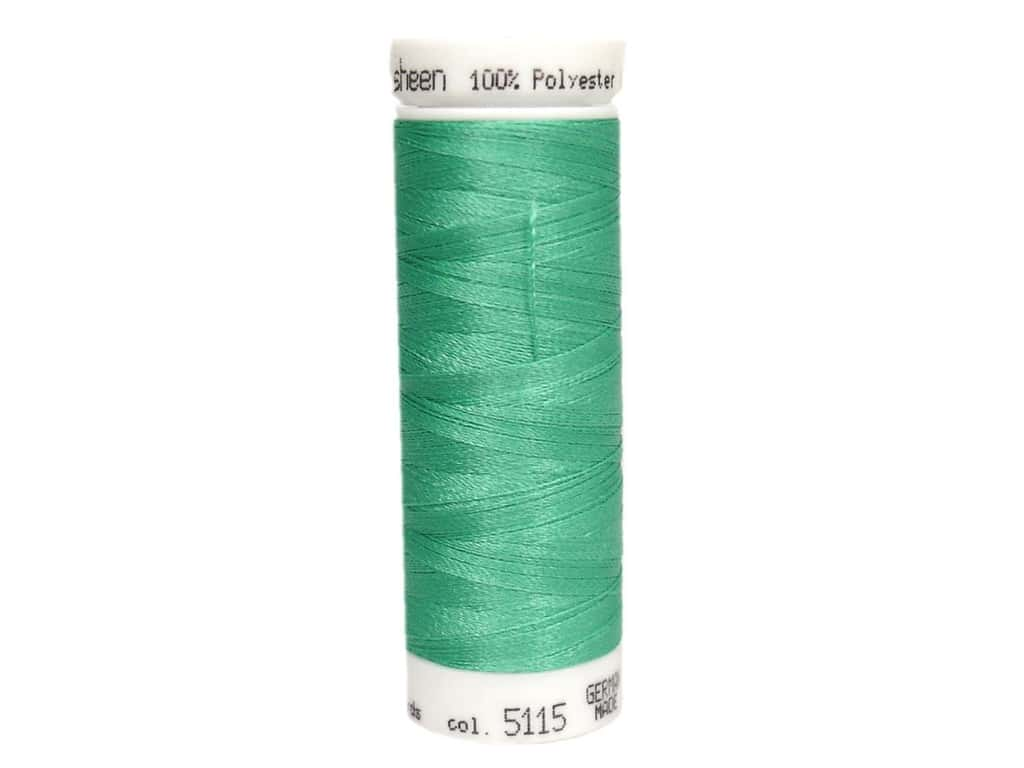 Mettler PolySheen Embroidery Thread 220 yd. #5115 Baccarat Green