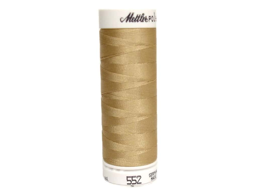 Mettler PolySheen Embroidery Thread 220 yd. #0552 Flax