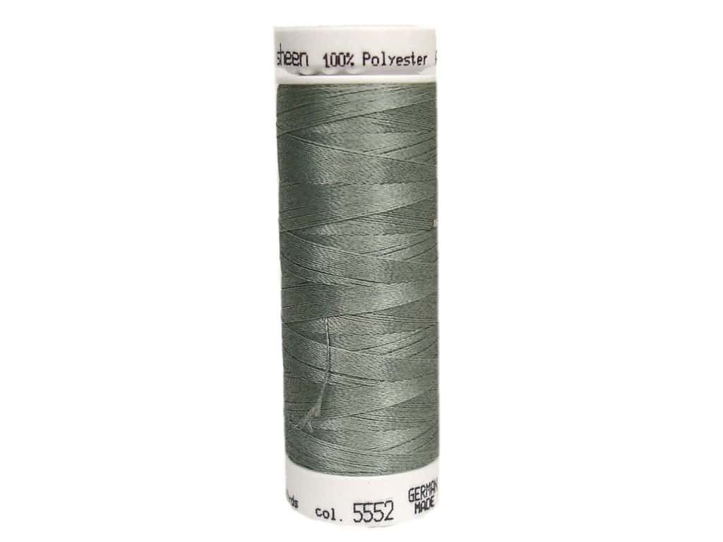 Mettler PolySheen Embroidery Thread 220 yd. #5552 Palm Leaf
