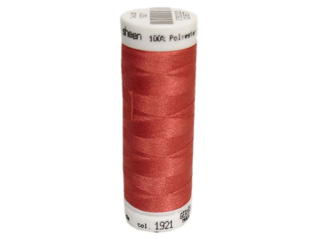 Mettler PolySheen Embroidery Thread 220 yd. #1921 Blossom