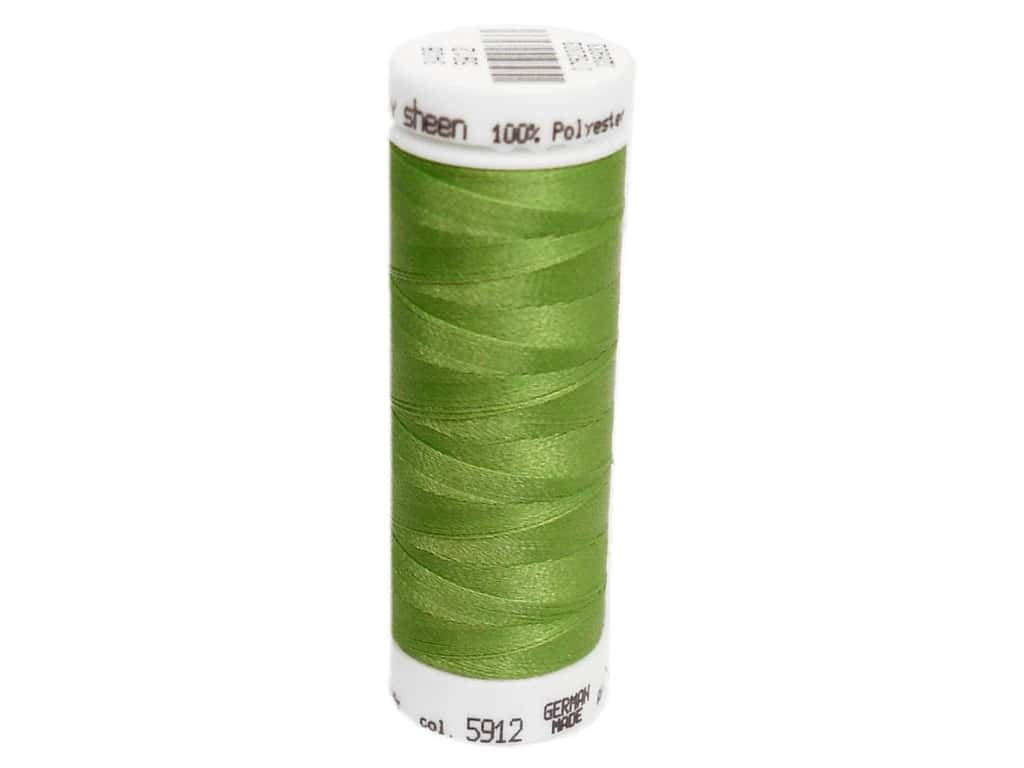 Mettler PolySheen Embroidery Thread 220 yd. #5912 Erin Green