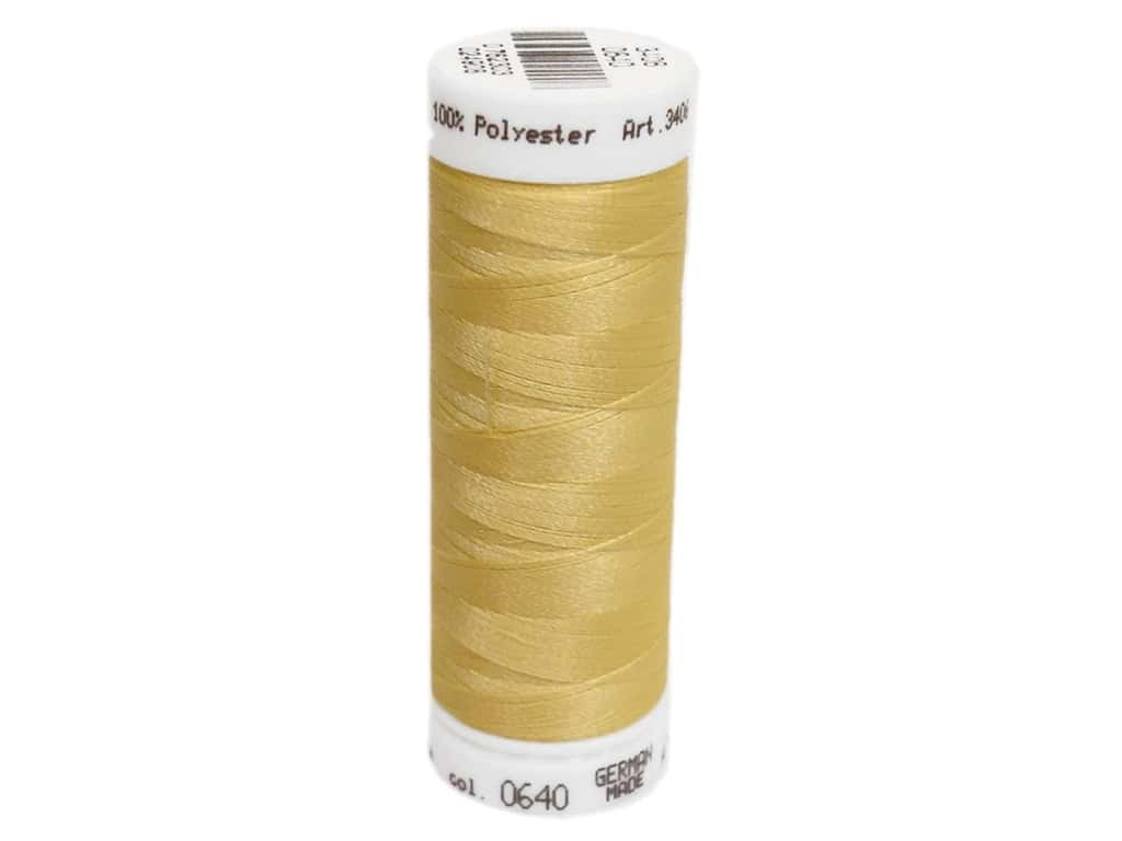 Mettler PolySheen Embroidery Thread 220 yd. #0640 Parchment
