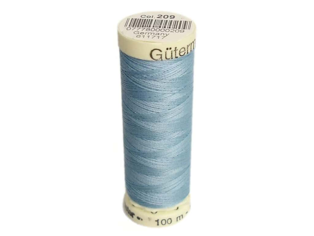 Gutermann Sew-All Thread 110 yd. #209 Powder Blue