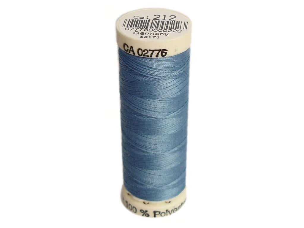 Gutermann Sew-All Thread 110 yd. #212 Frosty Blue