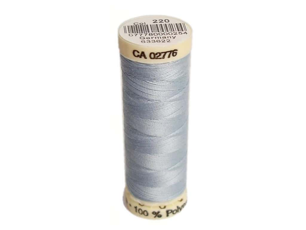 Gutermann Sew-All Thread 110 yd. #220 Blue Dawn