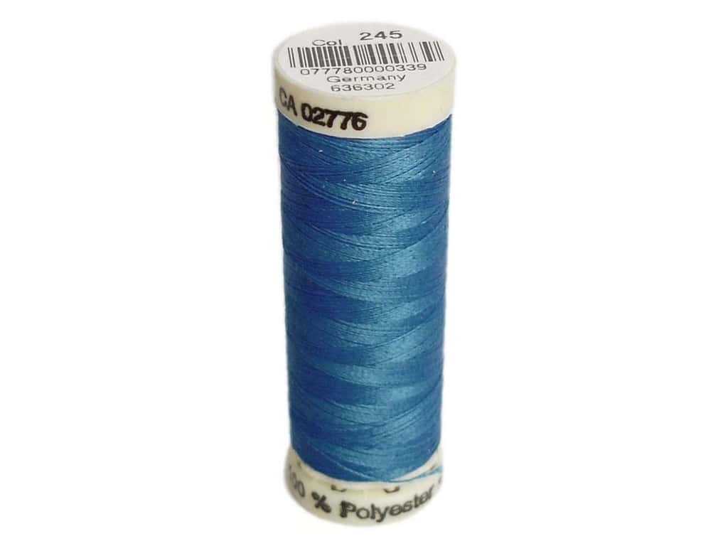 Gutermann Sew-All Thread 110 yd. #245 Jay Blue