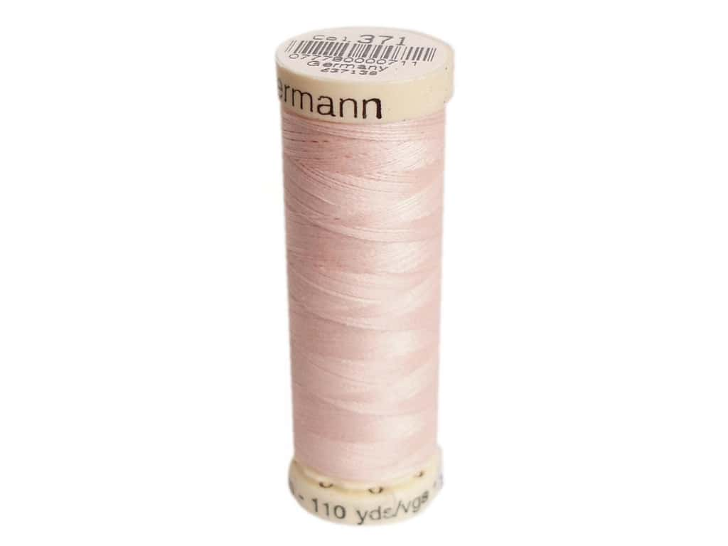 Gutermann Sew-All Thread 110 yd. #371 Salmon Buff