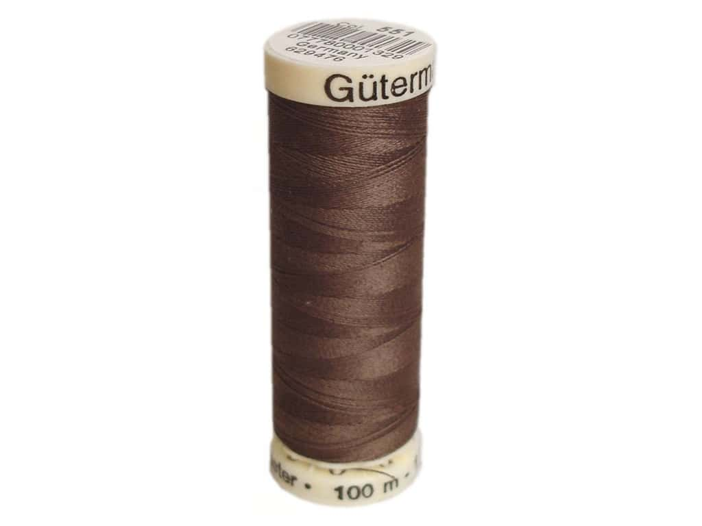 Gutermann Sew-All Thread 110 yd. #551 Cocoa