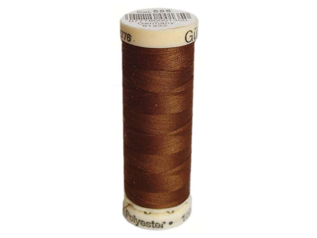Gutermann Sew-All Thread 110 yd. #555 Ginger