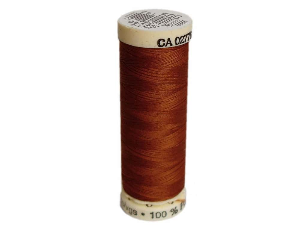 Gutermann Sew-All Thread 110 yd. #566 Maple Sugar