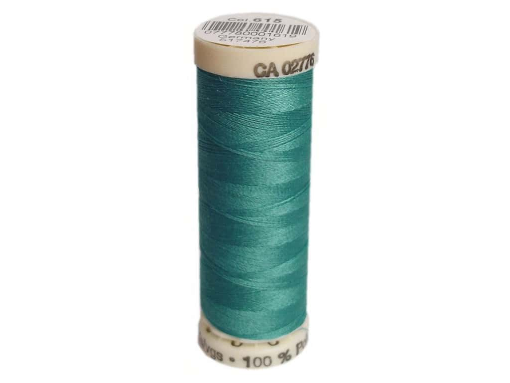 Gutermann Sew-All Thread 110 yd. #615 Caribbean Blue
