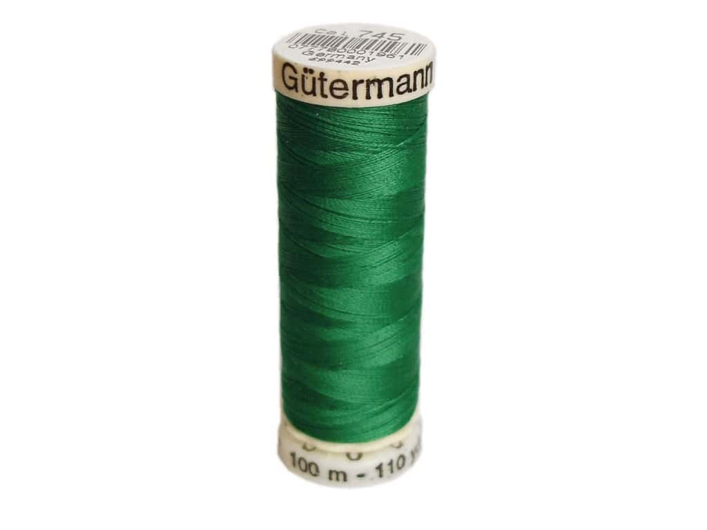 Gutermann Sew-All Thread 110 yd. #745 Pepper Green