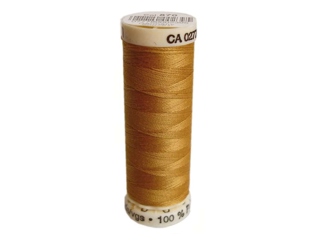 Gutermann Sew-All Thread 110 yd. #870 Topaz