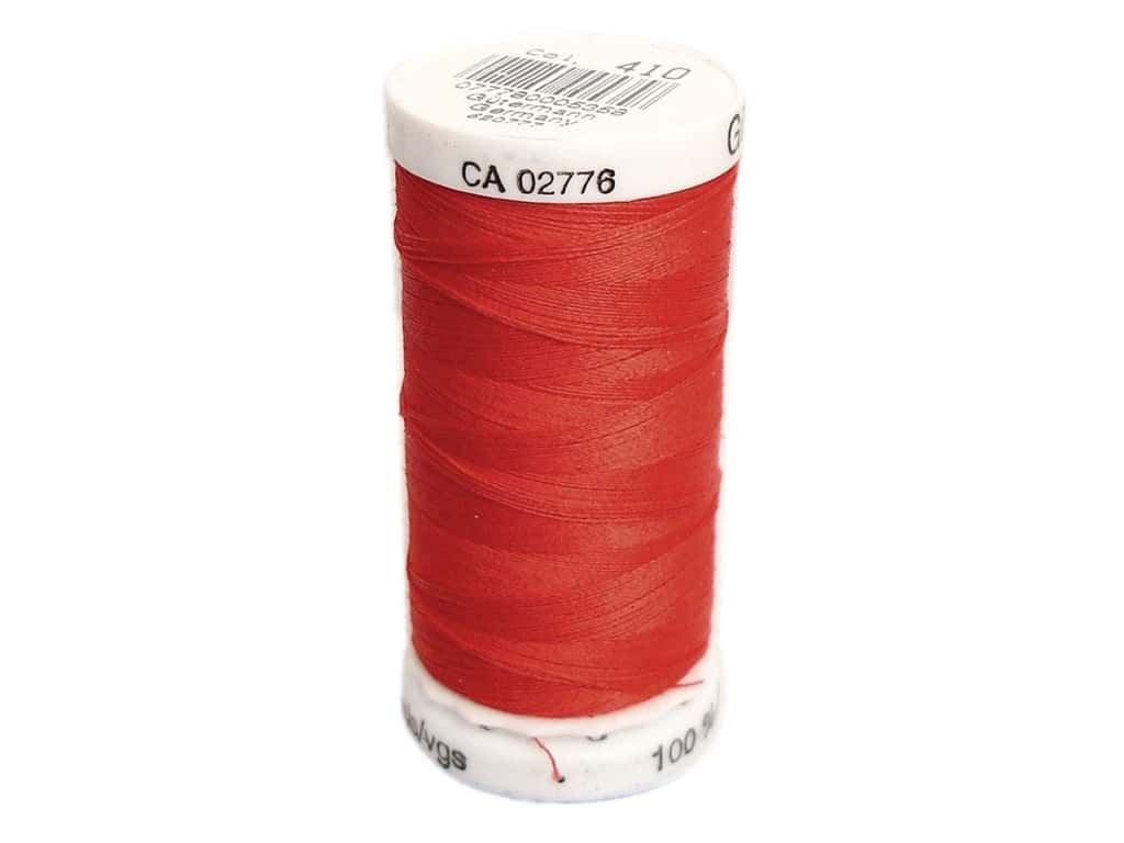 Gutermann Sew-All Thread 273 yd. #410 Scarlet