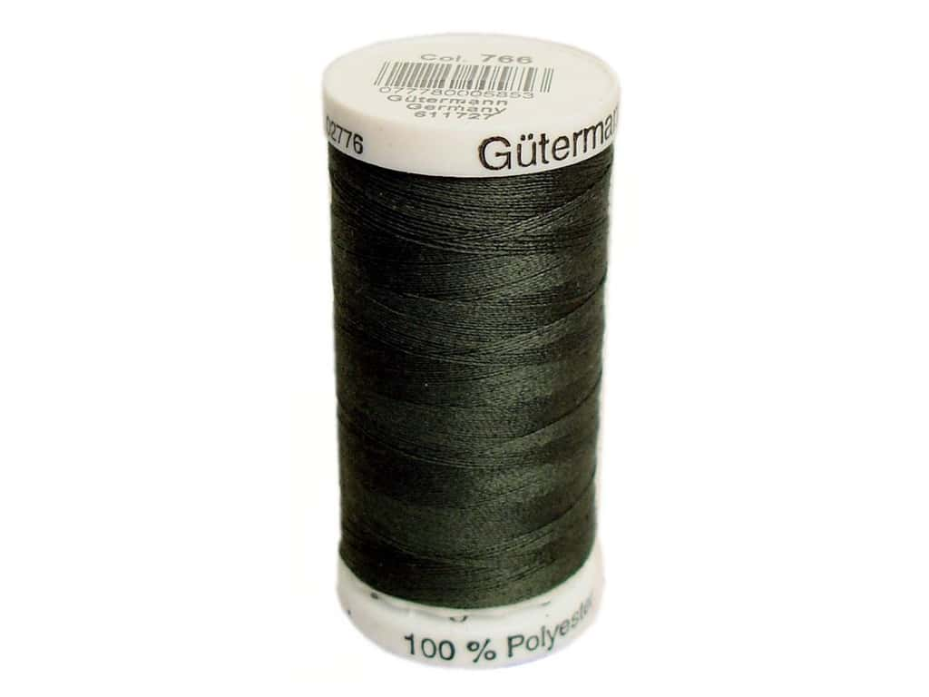 Gutermann Sew-All Thread 273 yd. #766 Khaki Green