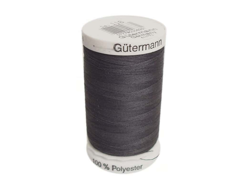 Gutermann Sew-All Thread 547 yd. #116 Smoke