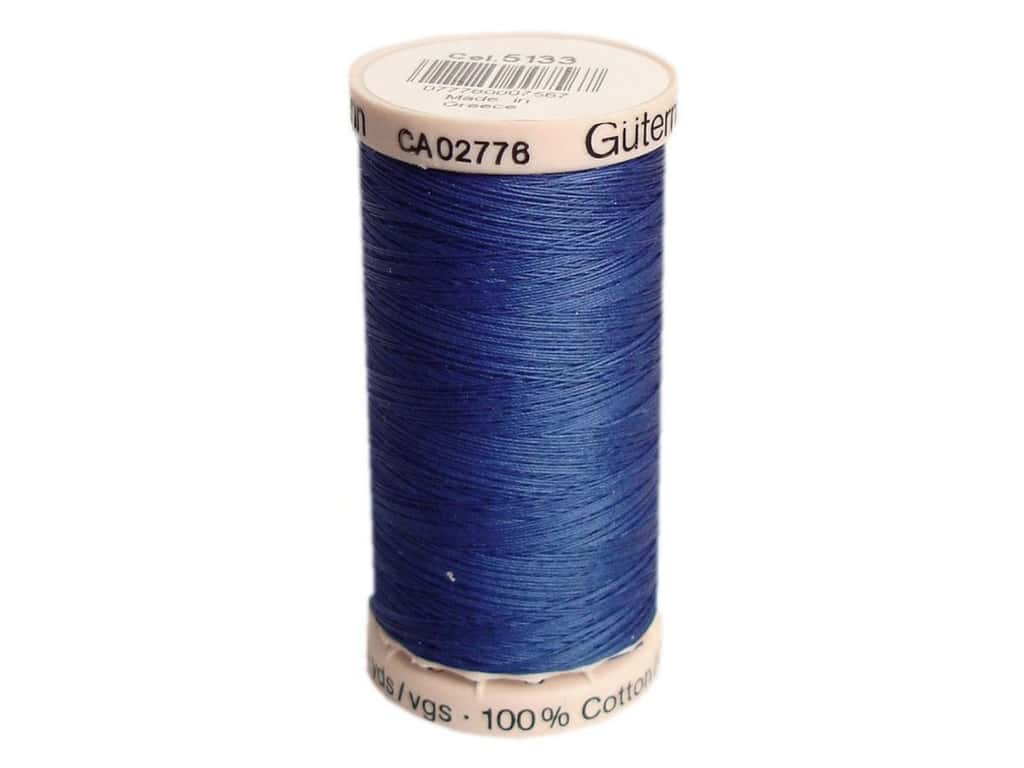 Gutermann Hand Quilting Thread 220 yd. #5133 Royal