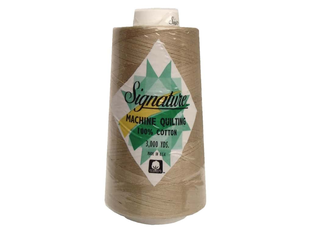 Signature 100% Cotton Thread 3000 yd. #009 Baguette