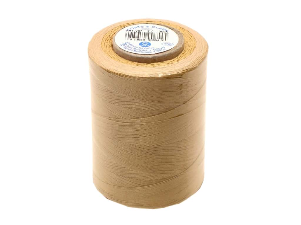 Coats Cotton Machine Quilting Thread 1200 yd. #309A