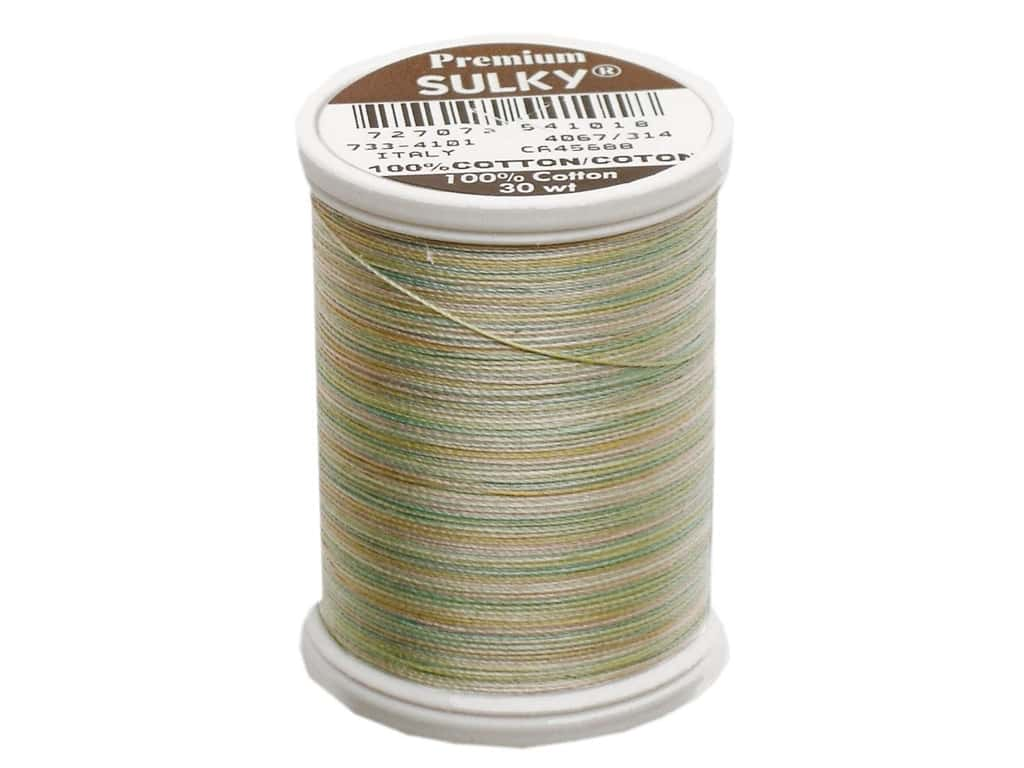 Sulky Blendables Cotton Thread 30 wt. 500 yd. #4101 Easter Eggs