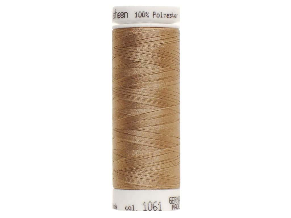 Mettler PolySheen Embroidery Thread 220 yd. #1061 Taupe