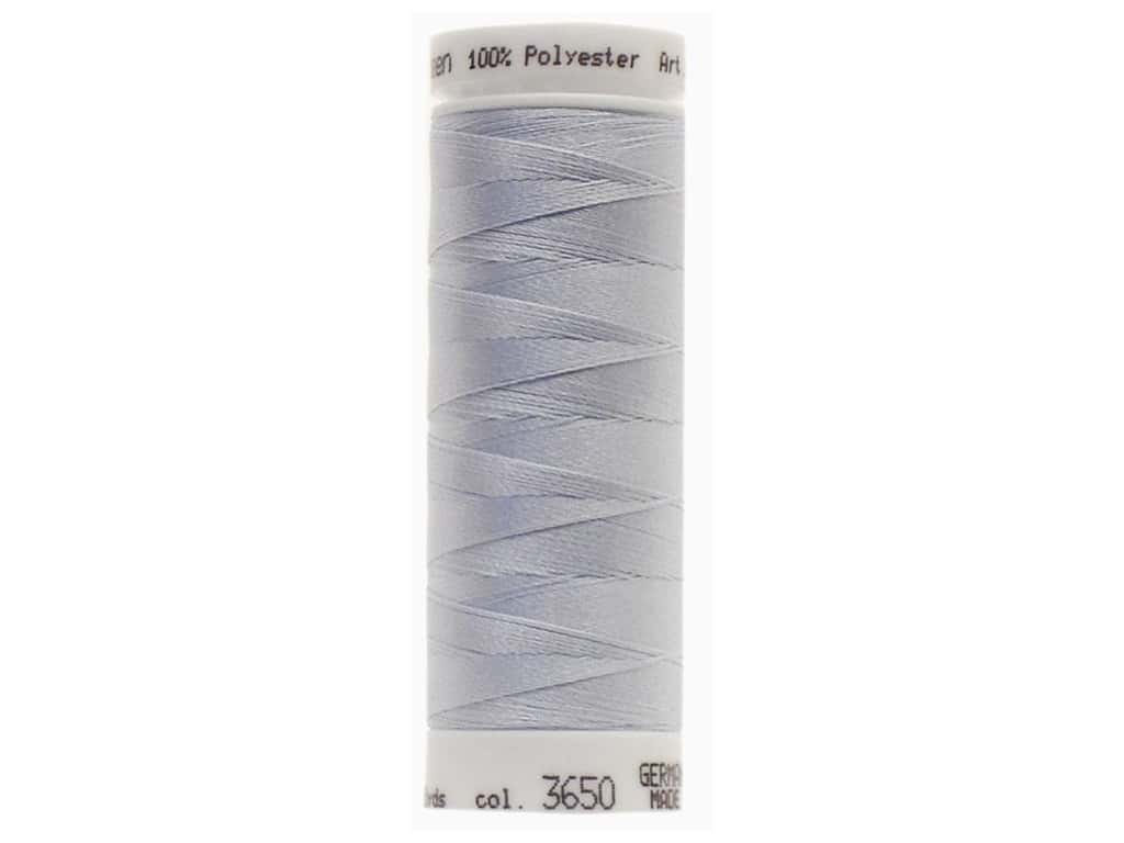 Mettler PolySheen Embroidery Thread 220 yd. #3650 Ice Cap