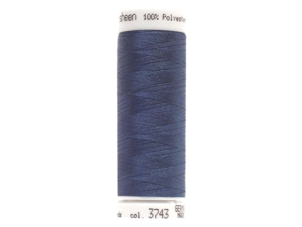 Mettler PolySheen Embroidery Thread 220 yd. #3743 Harbor