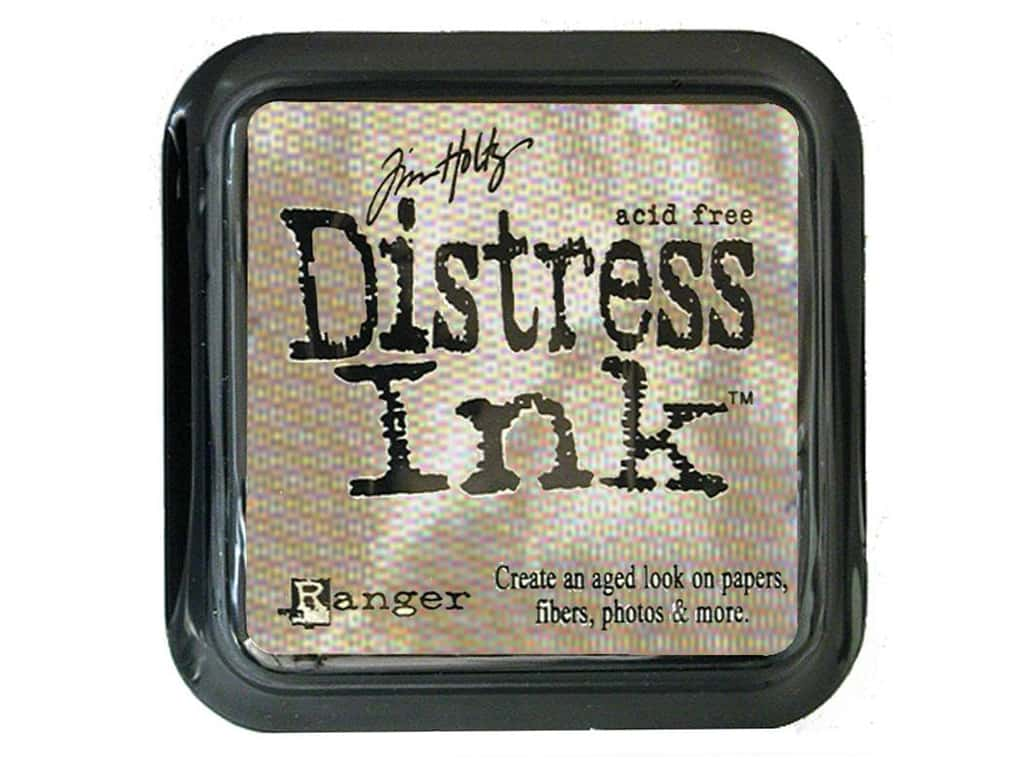 Ranger Tim Holtz Distress Ink Pad Frayed Burlap
