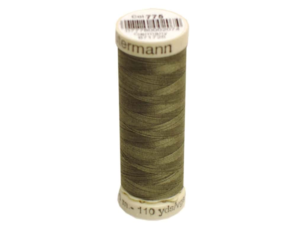Gutermann Sew-All Thread 110 yd. #775 Bronzite
