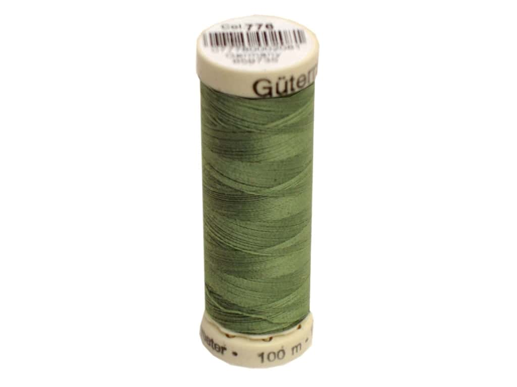 Gutermann Sew-All Thread 110 yd. #776 Moss Green