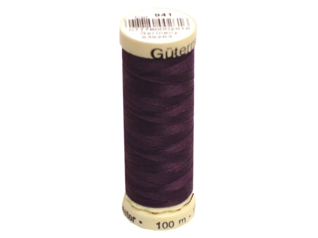 Gutermann Sew-All Thread 110 yd. #941 Dark Plum