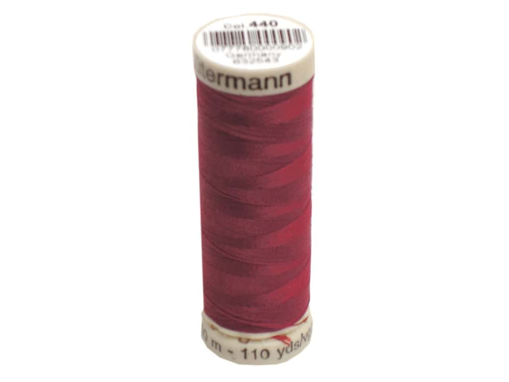 Gutermann Sew-All Thread 110 yd. #440 Claret