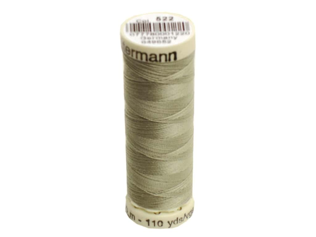 Gutermann Sew-All Thread 110 yd. #522 Cornsilk