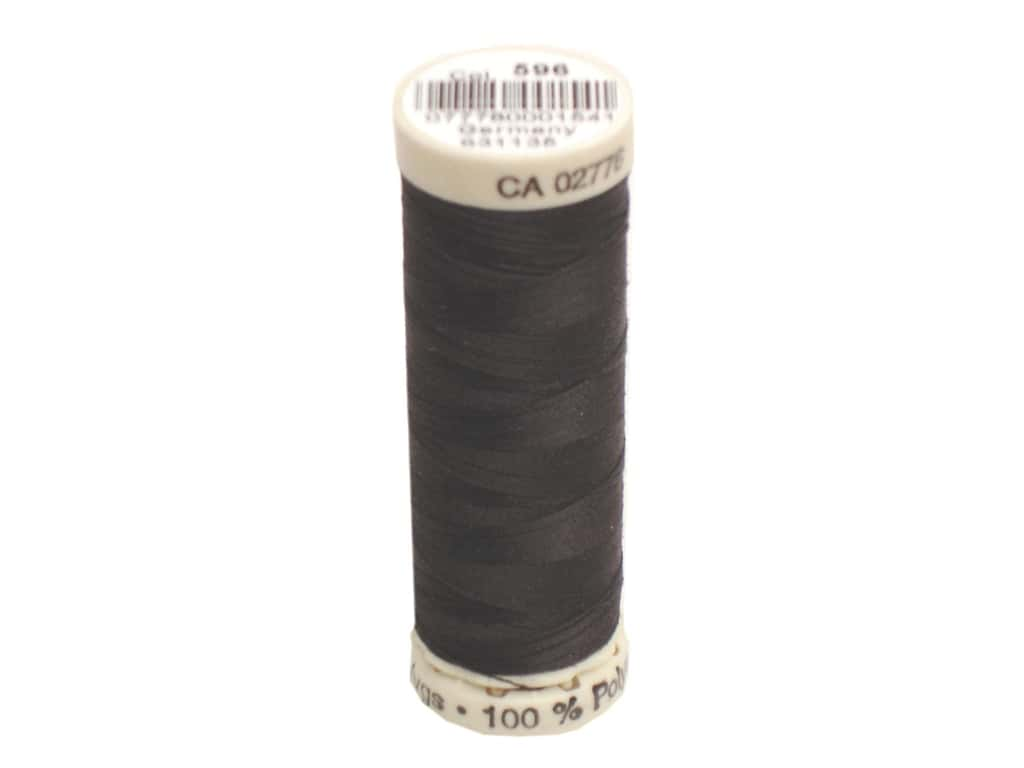 Gutermann Sew-All Thread 110 yd. #596 Brown