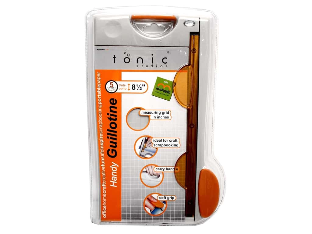 Tonic Studios Guillotine 8.5 in. Paper Trimmer