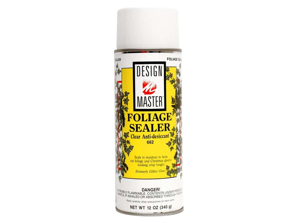 Design Master Foliage Sealer 11 oz.
