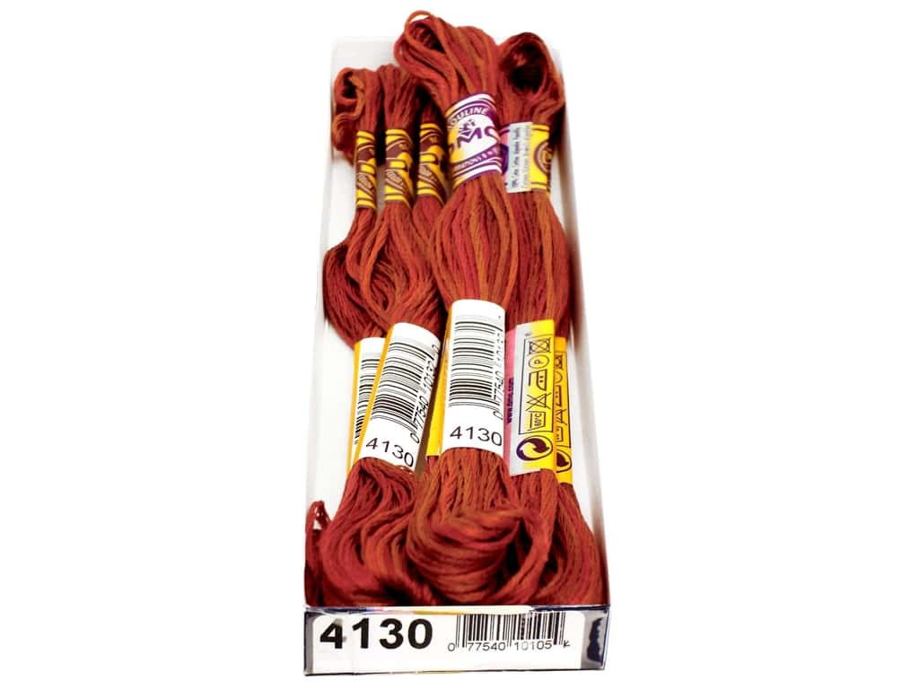 DMC Color Variations Floss 8.7 yd. #4130 Chilean Sunset (6 skeins)