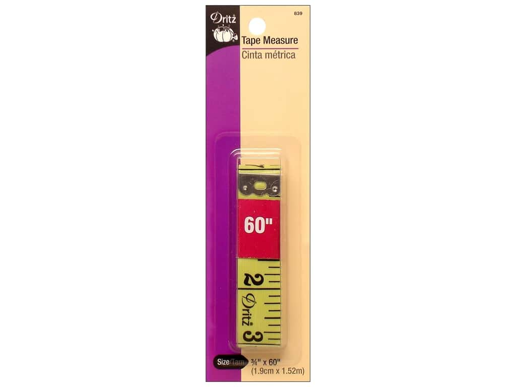 Dritz Tape Measure - 60 in.