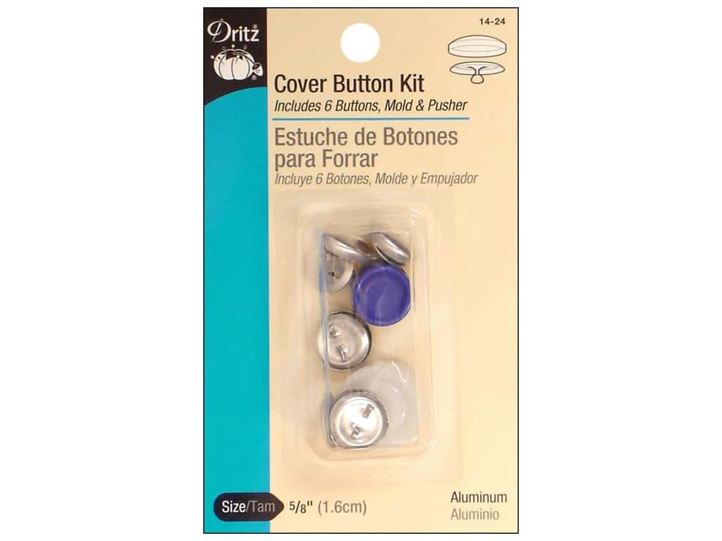 Cover Button Kit by Dritz 5/8 in.