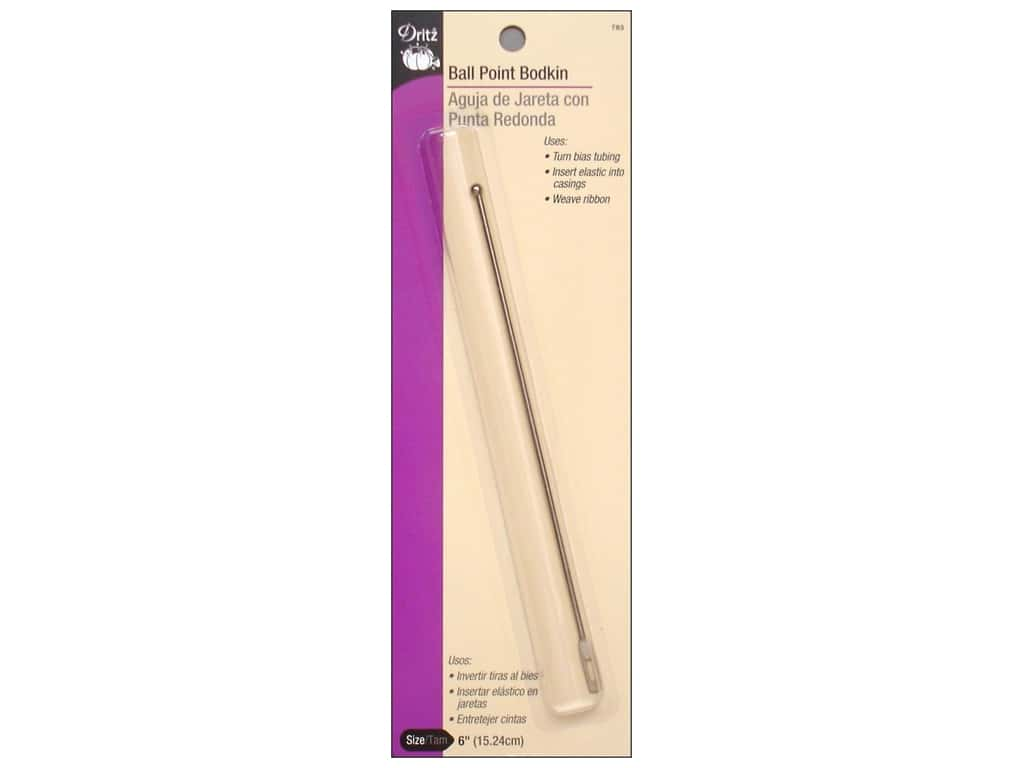 Dritz Ball Point Bodkin 6 in.