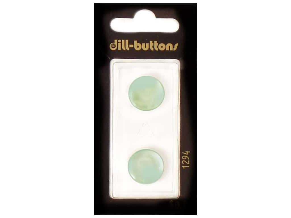 Dill Shank Buttons 5/8 in. Blue #1294 2 pc.