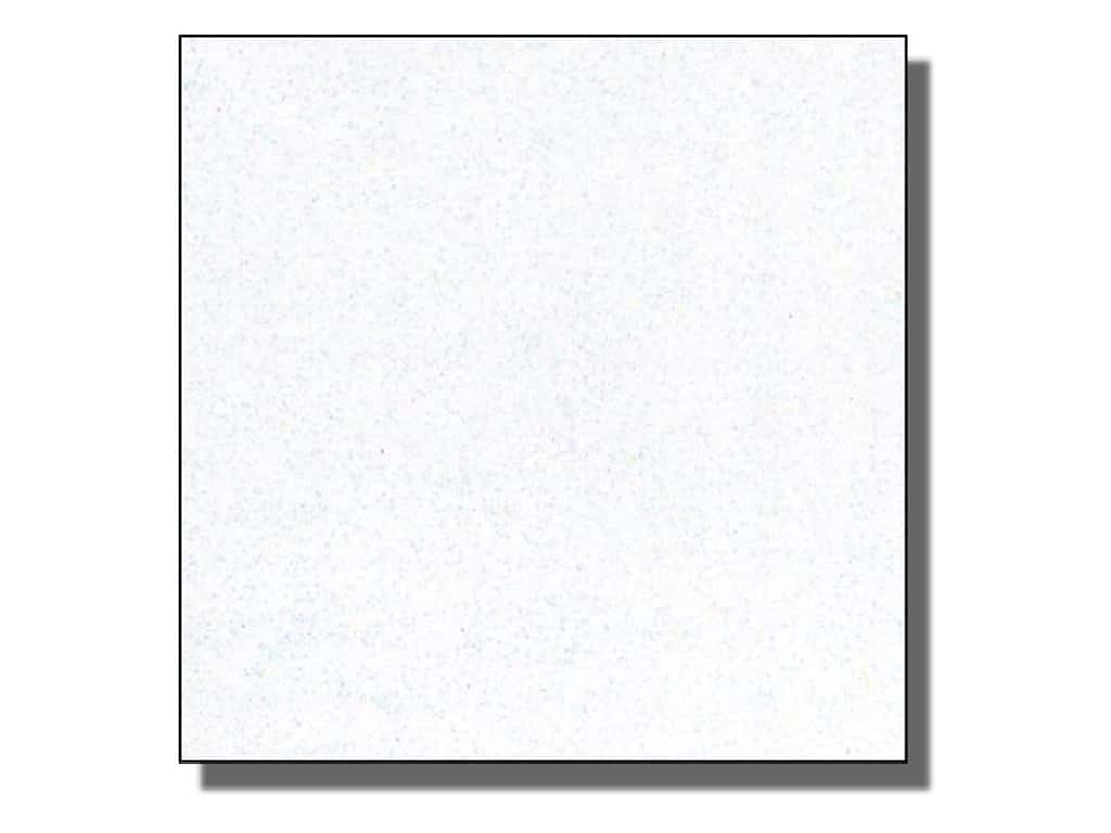 Doodlebug 12 x 12 in. Paper Sugar Coated Lily White (25 sheets)