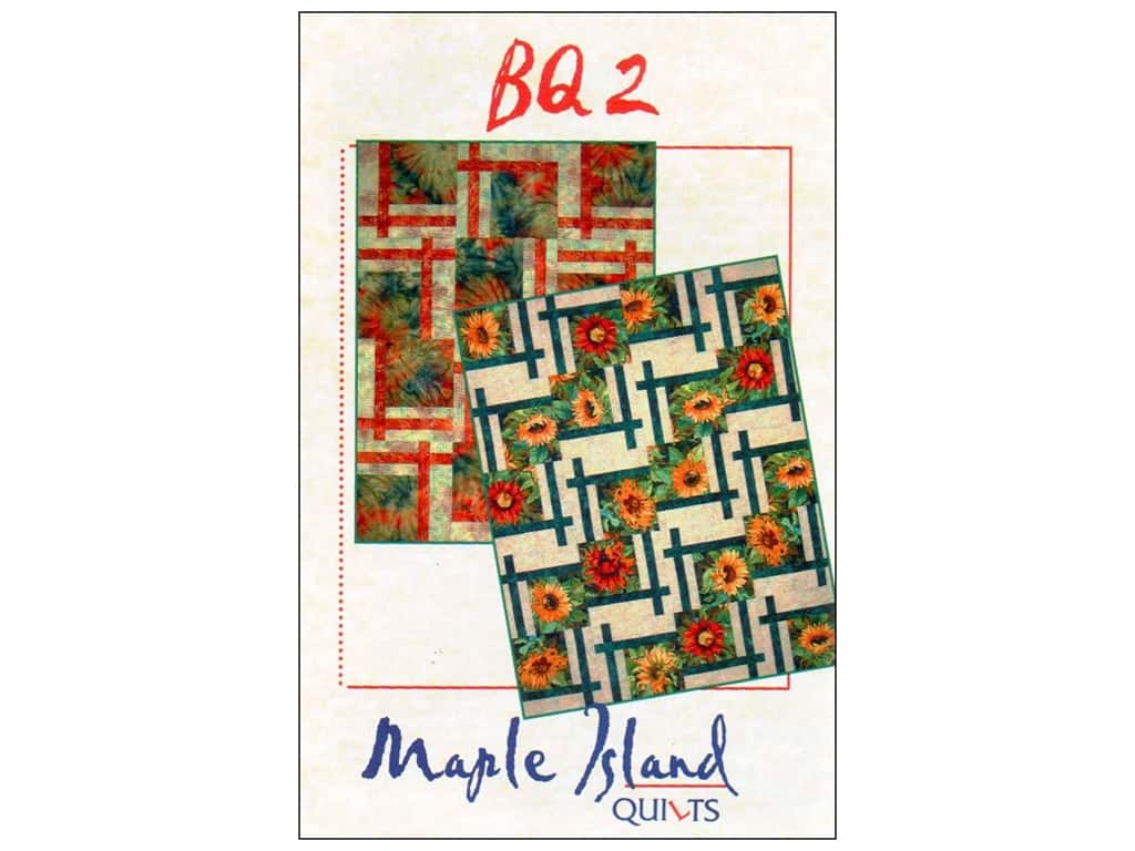 Maple Island Quilts BQ2 Pattern