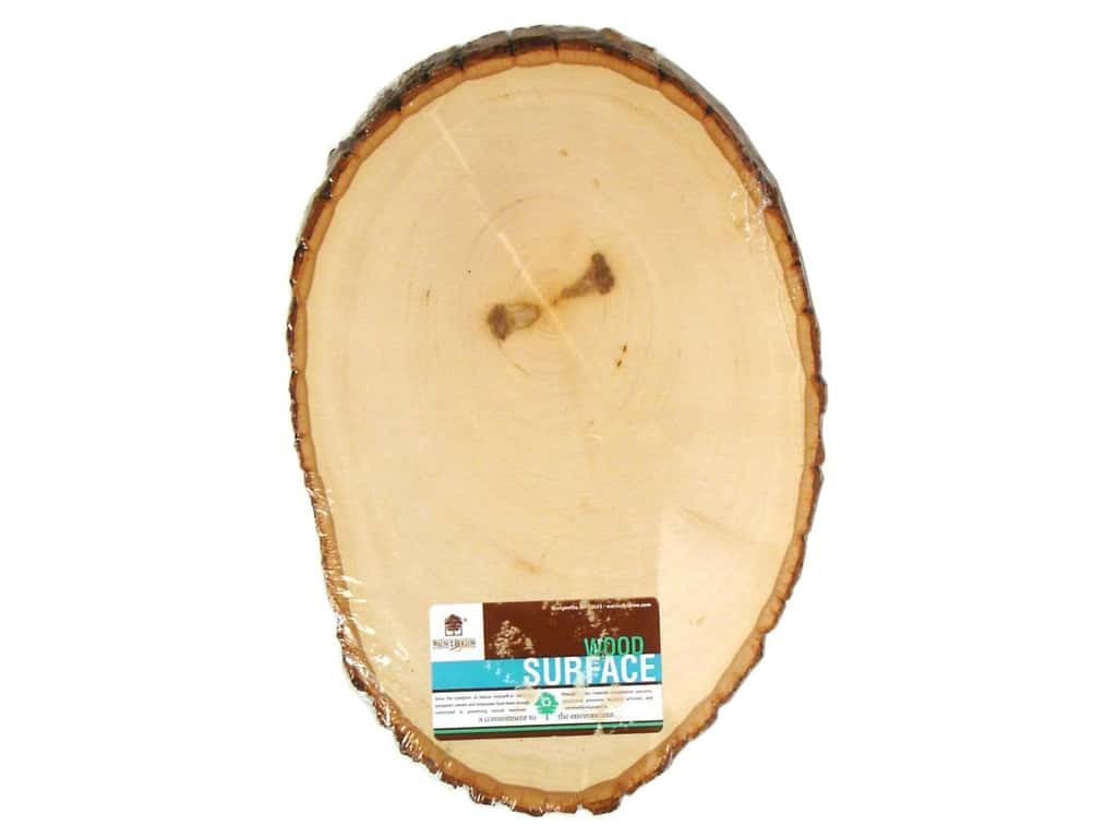 Walnut Hollow Basswood Country Round 9 - 11 in. Large