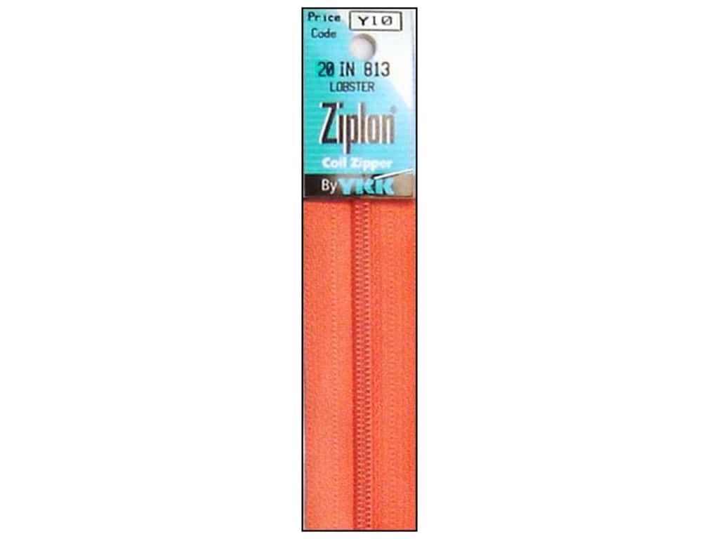 YKK Ziplon Coil Zipper 20 in. Lobster