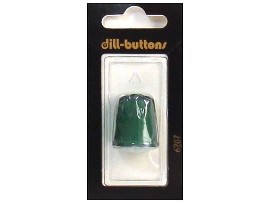 Dill Jelly Fingers Thimble 20 mm Green