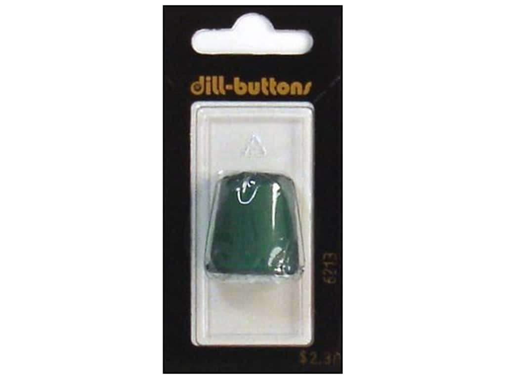Dill Jelly Fingers Thimble 23 mm Green