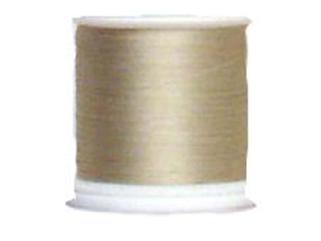 YLI Silk Thread 100 wt. 220 yd. #224 Light Silver