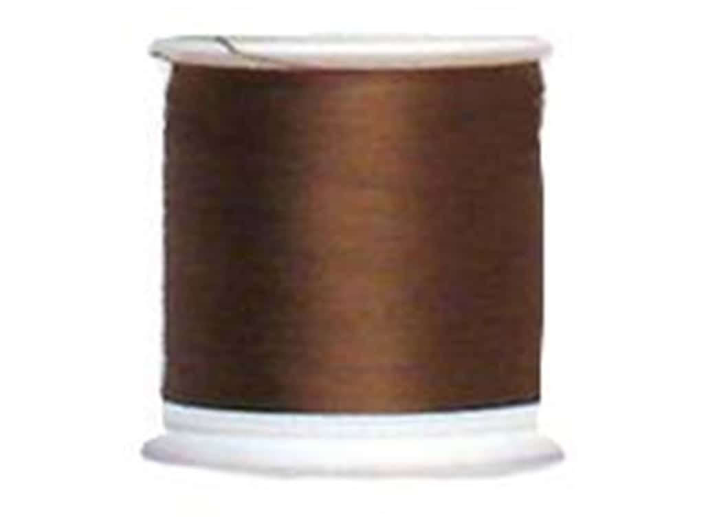 YLI Silk Thread 100 wt. 220 yd. #235 Dark Linen