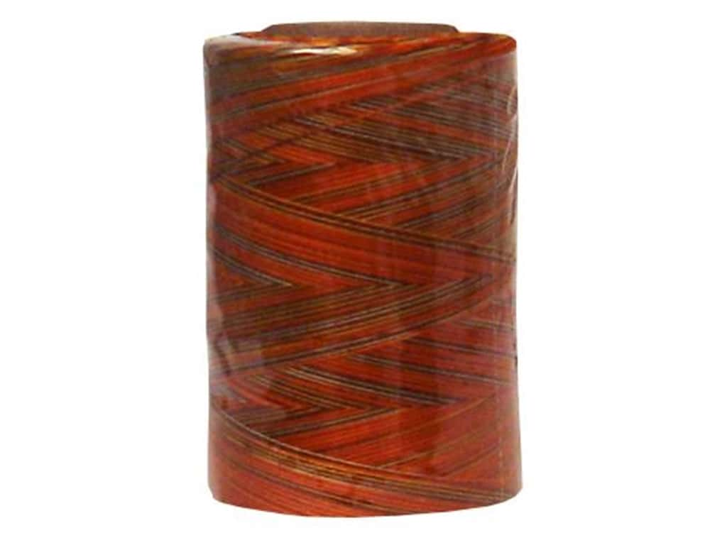 Coats & Clark Star Variegated Mercerized Cotton Quilting Thread 1200 yd. #880 Autumn